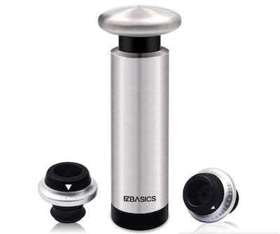EZBASICS Wine Saver Vacuum Pump