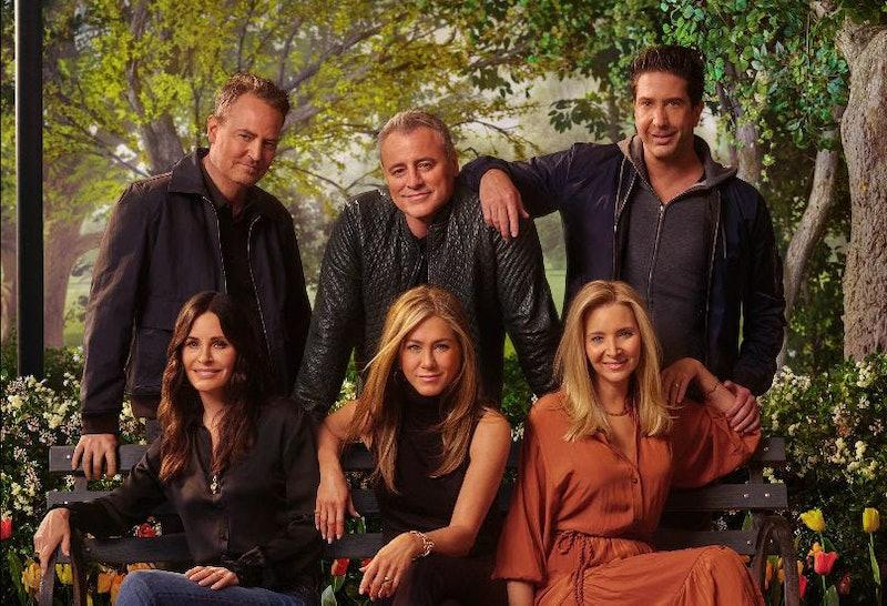 Key art for 'Friends: The Reunion'
