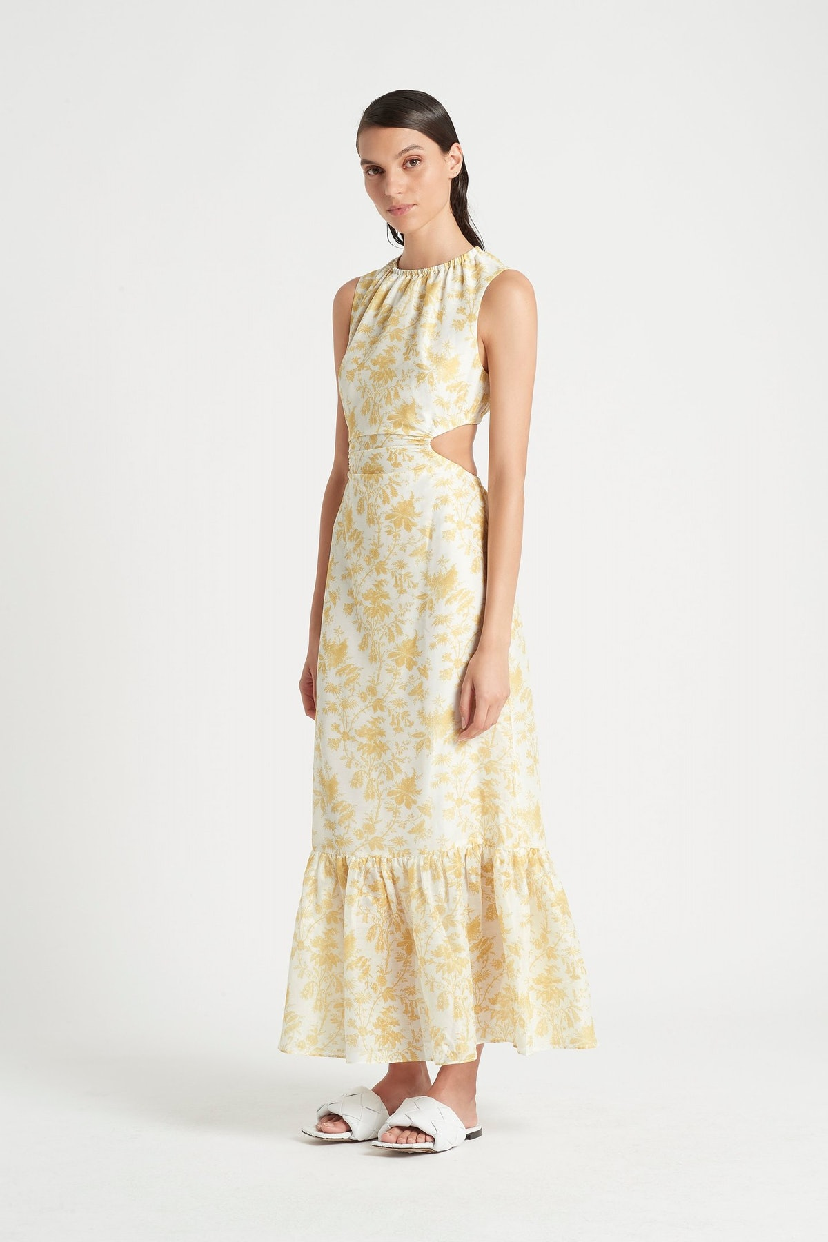 Clementine Cut Out Gown