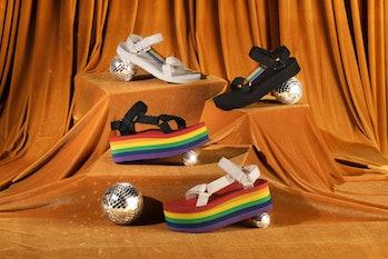 Teva Pride sandal collection