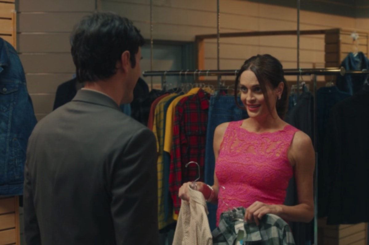 Kim Jackson Davis as Tanya Peterson, Tennille's mom, in Freeform's 'Cruel Summer' also on Hulu