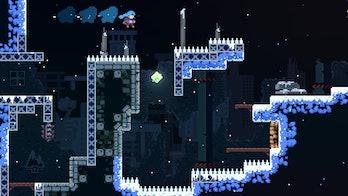 celeste screenshot map