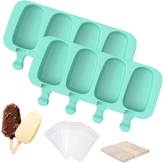 Ouddy Popsicle Molds (2 Pack)