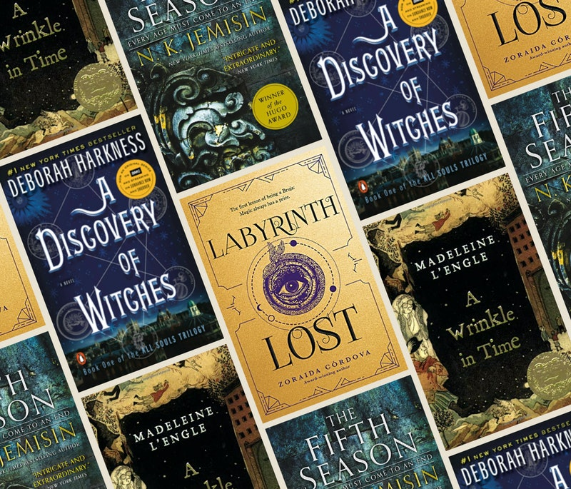 """'A Wrinkle in Time,' """"A Discovery of Witches,' 'The Fifth Season,' and 'Labyrinth Lost' are among the best fantasy series by women."""