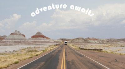 Adventure Awaits Zoom Background