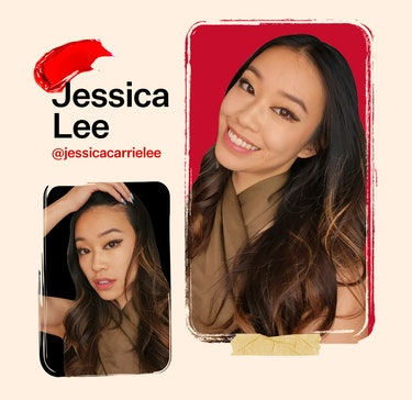 Beauty vlogger Jessica Lee shares a favorite monolid makeup look.