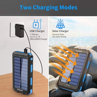 Kepswin Solar Charger