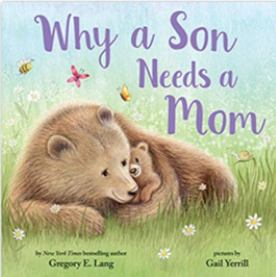 'Why A Son Needs A Mom' by Gregory Lang