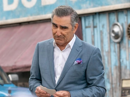Johnny Rose in 'Schitt's Creek' quotes for Father's Day captions