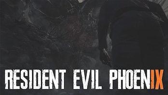 Resident Evil 9 Phoenix mock up logo