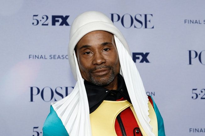 Billy Porter opened up about being HIV positive.