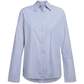 Blue Striped Husband Shirt