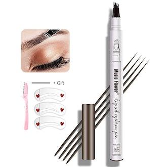 MoonKong 4-Point Eyebrow Pencil