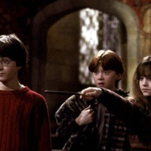 The 'Harry Potter' quiz show is part of a celebration of the film series' 20-year anniversary. Photo...