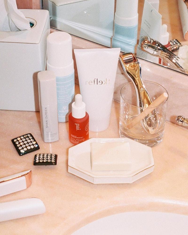 bathroom beauty products Violet Grey Memorial Day sale