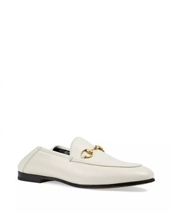 Brixton Collapsible Apron Toe Loafers