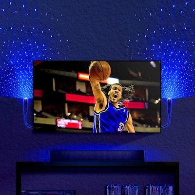 BlissLights Starport USB Laser Star Projector