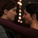 ellie and dina last of us part 2