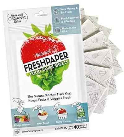 FRESHPAPER Food Saver Sheets