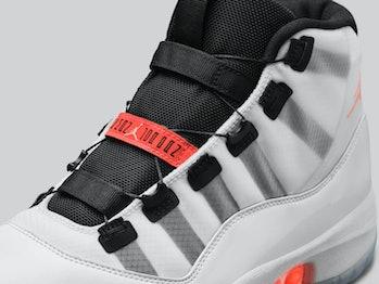 Jordan Brand self-lacing Air Jordan 11