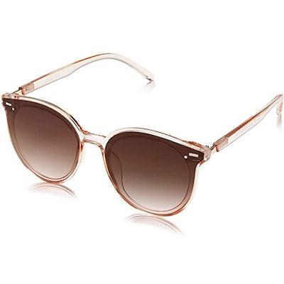 SOJOS Classic Round Sunglasses