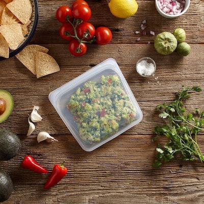 Stasher Silicone Food Reusable Storage Bag