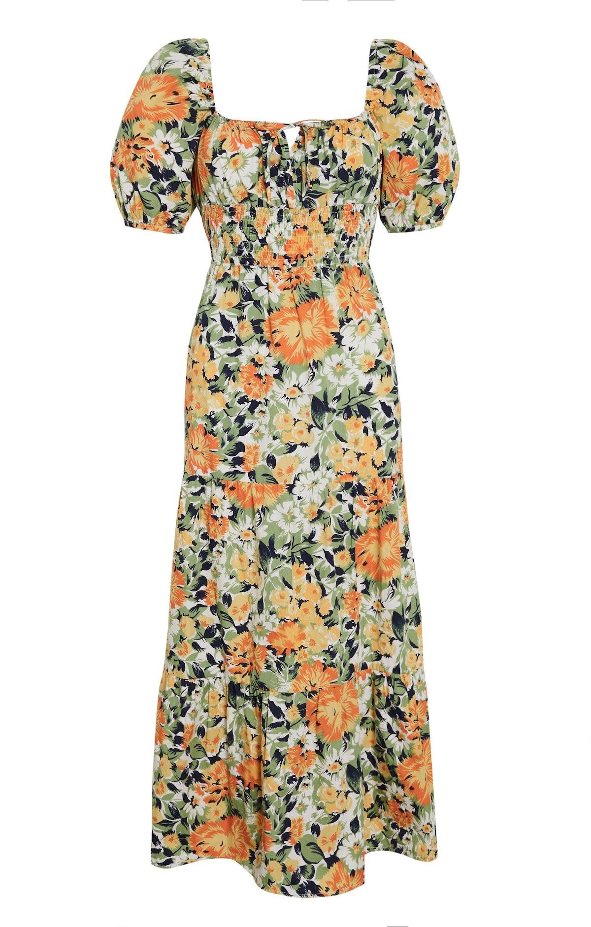 Rene Midi Dress