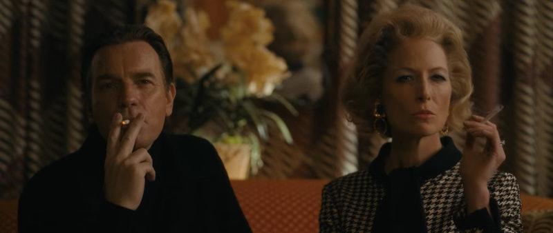 Ewan McGregor and Regina Schneider in Netflix's 'Halston'