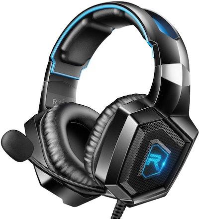 RUNMUS K8 Gaming Headset