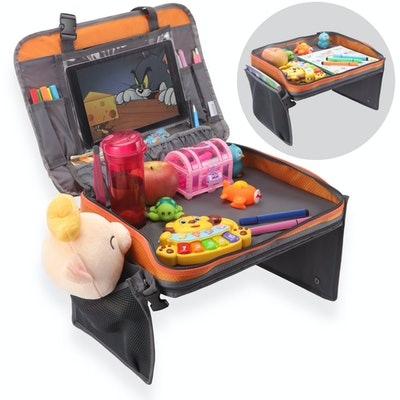 Kids Car Seat Travel Tray