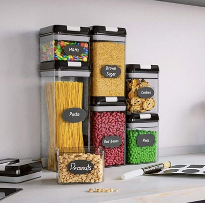 Chef's Path Airtight Food Storage Containers Set (7-Pack)