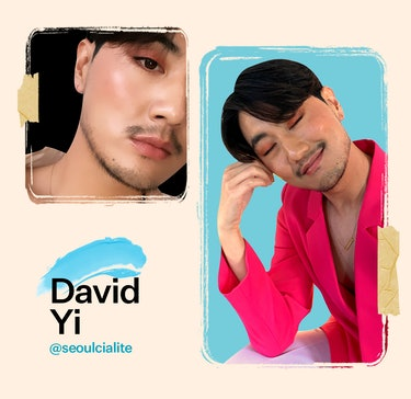 David Yi, author of Pretty Boys and founder of Very Good Light and Good Light, shares a favorite monolid makeup look.