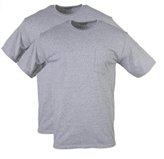 Gildan DryBlend Workwear T-Shirts (2-Pack)