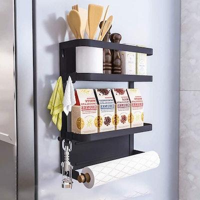 Foldable Refrigerator Organizer