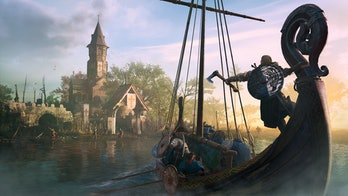 assassins creed valhalla boat