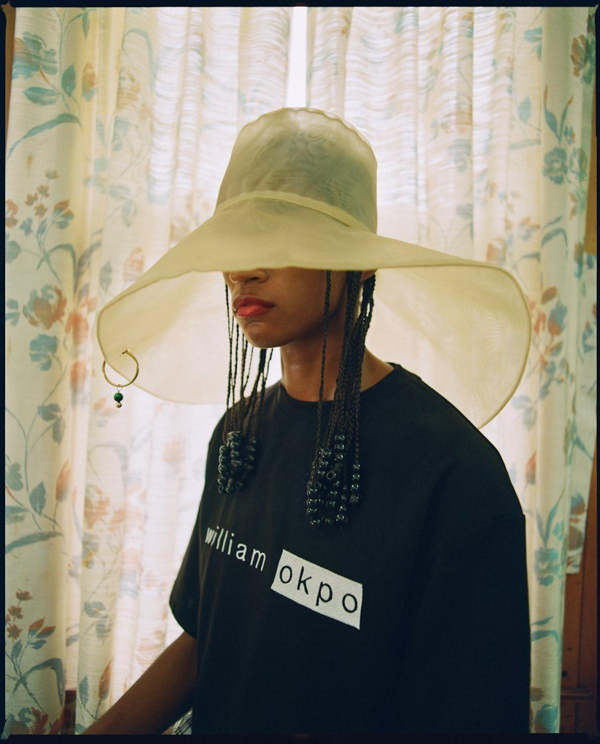 Ringlet Hat