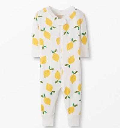 Baby Zip Sleeper In Organic Cotton
