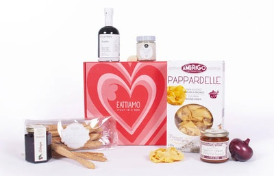 Italian Food Basket Delivery Of The Month