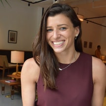 Sofia Gross, Snap's head of policy partnerships and social impact