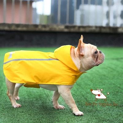 Best Pet Supplies Rain Coat