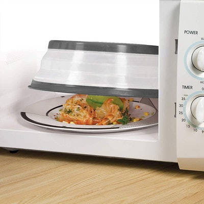 Tovolo Collapsible Microwave Plate Cover