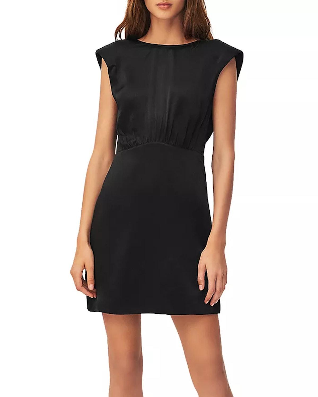 Norma V-Back Mini Dress