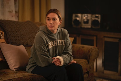 Kate Winslet as Mare Sheehan in HBO's 'Mare of Easttown'