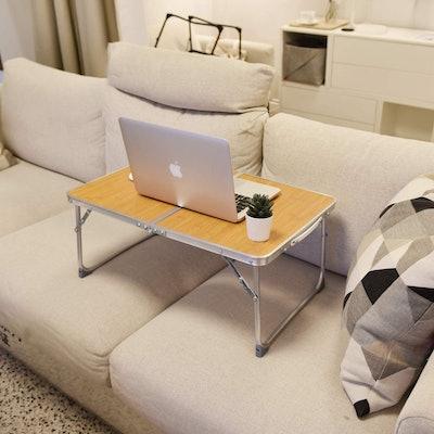 Rainbean Foldable Laptop Table