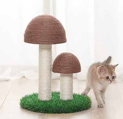 Suvuo Mushroom Cat Scratching Post