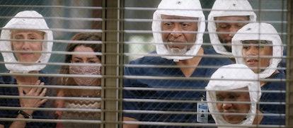 'Grey's Anatomy' Season 18 will feature several original cast members. Photo via ABC