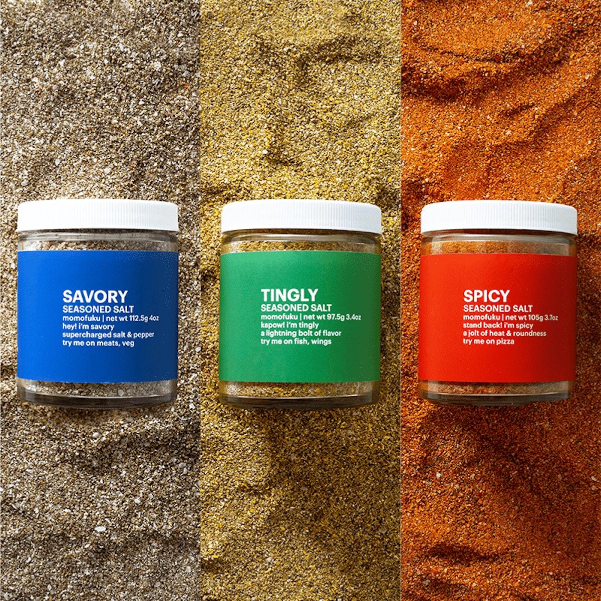 Seasoned Salts 3-Pack