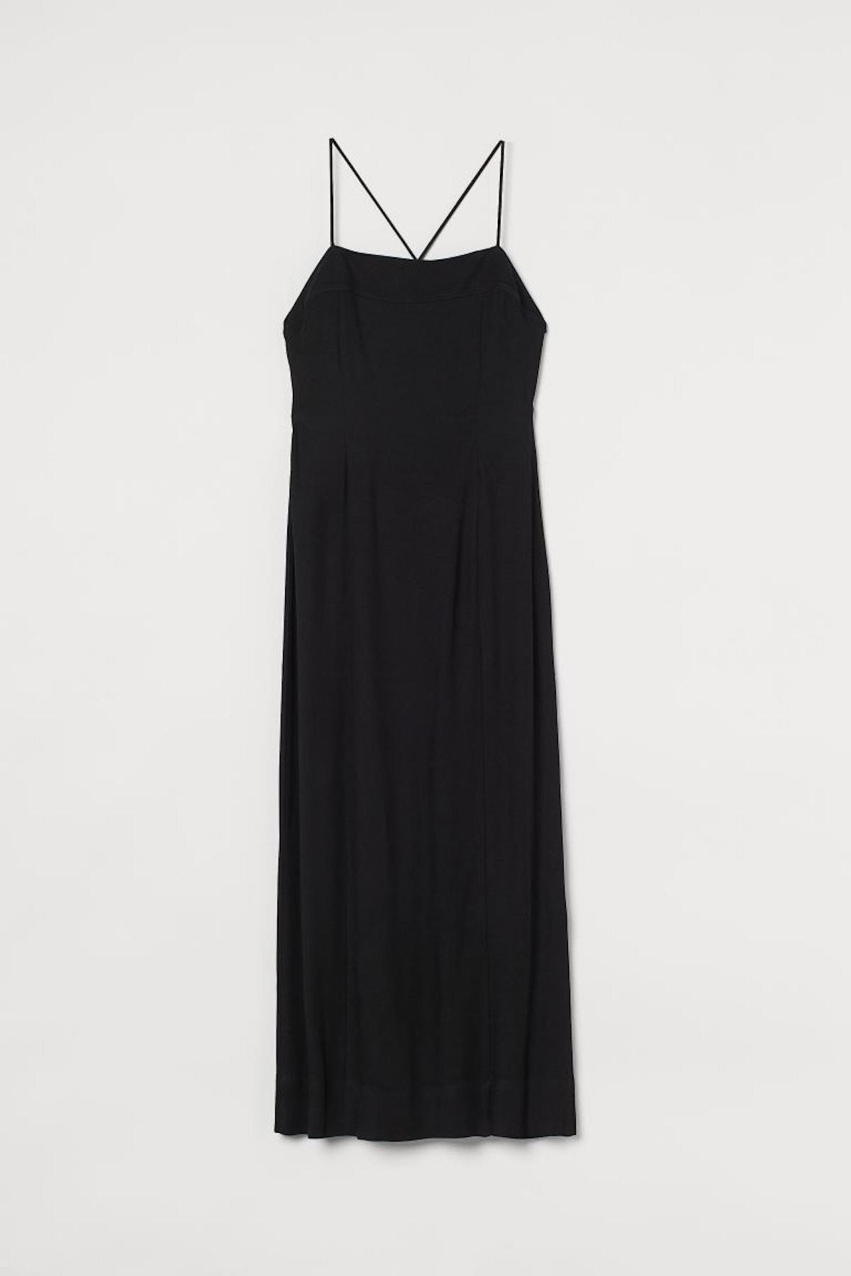 Open-Backed Dress