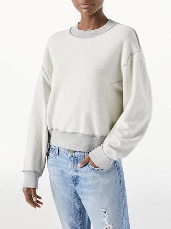 Inverse Easy Sweatshirt Gris Heather