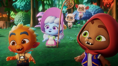 'Super Monsters: Once Upon A Rhyme' is debuting on Netflix on June 1.